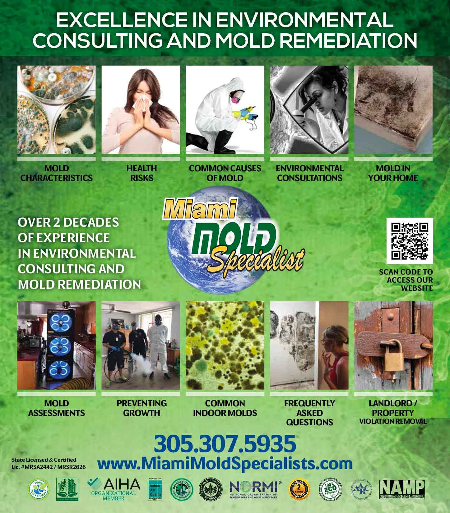 Excellence In Environmental Consulting And Mold Remediation